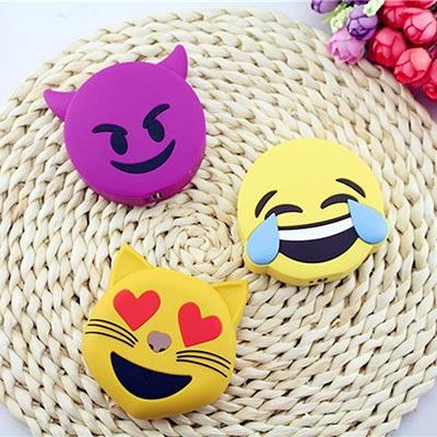Idee regalo emoji power bank
