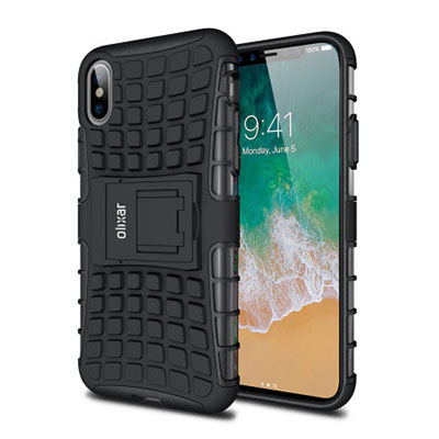 Foto Cover robusta per iPhone 8