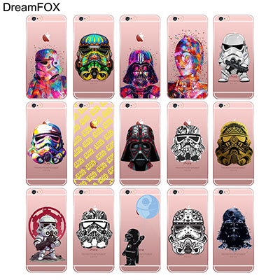 Cover iPhone X Star Wars
