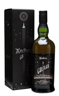 Idee regalo migliori whisky torbati insoliti - Ardbeg Galileo