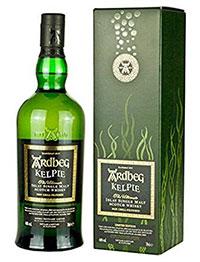 Idee regalo migliori whisky torbati insoliti - Ardbeg Kelpie