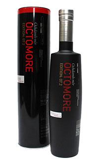 Idee regalo migliori whisky torbati insoliti - Bruichladdich Octomore 7.2
