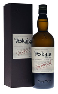 Idee regalo migliori whisky torbati insoliti - Port Askaig 100° proof