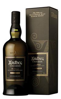 Idee regalo migliori whisky torbati insoliti - Ardbeg uigedail