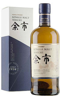 Idee regalo migliori whisky torbati insoliti - Yoichi Single Malt