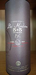 Confezione Rum Dos Maderas 5 + 5 anni