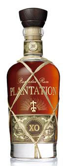 Bottiglia di rum Plantation Barbados XO 20 anni